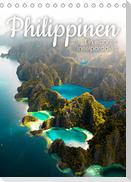 Philippinen - Ein wahres Inselparadies. (Tischkalender 2022 DIN A5 hoch)
