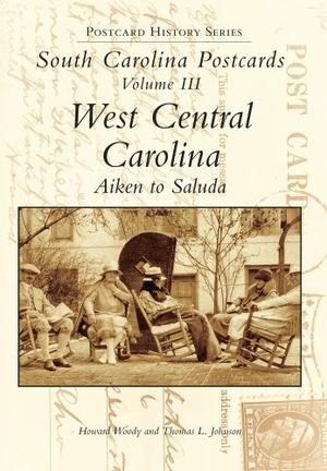 Woody, Howard / Tom Johnson. South Carolina Postca