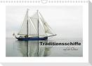 Traditionsschiffe auf der Ostsee (Wandkalender 2022 DIN A4 quer)
