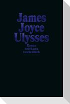 Ulysses Sonderausgabe Dunkelblau