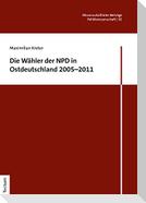 Die Wähler der NPD in Ostdeutschland 2005-2011