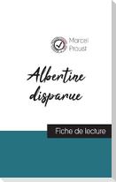Albertine disparue de Marcel Proust (fiche de lecture et analyse complète de l'oeuvre)