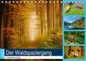 Der Waldspaziergang (Tischkalender 2021 DIN A5 quer)