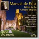 Nights in the Gardens of Spain/Cuatro Piezas Espag