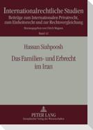 Das Familien- und Erbrecht im Iran