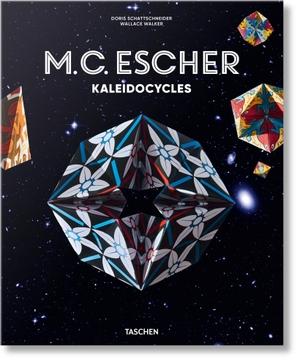 Walker, Wallace G. / Doris Schattschneider. M.C. Escher. Kaleidozyklen. Taschen Deutschland GmbH, 2021.