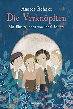Behnke, Andrea. Die Verknöpften. Ariella Verlag, 2021.