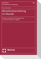 Ministerialverwaltung im Wandel