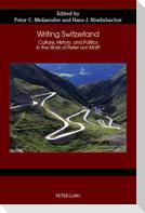 Writing Switzerland