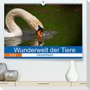 Wunderwelt der Tiere - Deutschland (Premium, hochwertiger DIN A2 Wandkalender 2022, Kunstdruck in Hochglanz)