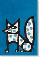 Piatti Postkarte Fuchs VE 1=10
