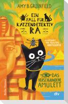 Ein Fall für Katzendetektiv Ra, Das verschwundene Amulett