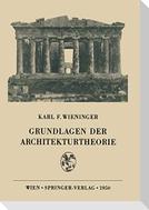 Grundlagen der Architekturtheorie
