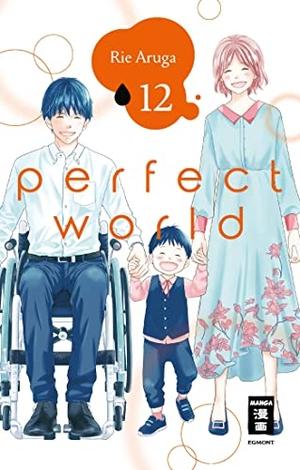 Aruga, Rie. Perfect World 12. Egmont Manga, 2021.