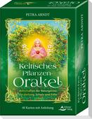 Keltisches Pflanzen-Orakel- Botschaften der Pflanzengeister für Heilung, Schutz und Fülle