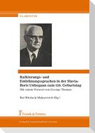 Kalkierungs- und Entlehnungssprachen in der Slavia: Boris Unbegaun zum 120. Geburtstag