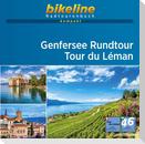 Genfersee Rundtour . Tour de Leman 1 : 50 000
