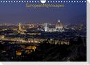 European Nightscapes (Wall Calendar 2022 DIN A4 Landscape)