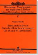 Irland und die Iren in deutschen Reisebeschreibungen des 18. und 19. Jahrhunderts