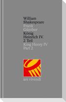 König Heinrich IV. Teil 2 /King Henry IV Part 2 [Zweisprachig] (Shakespeare Gesamtausgabe, Band 18)