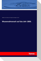 Museenalmanach auf das Jahr 1806.