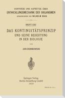 Das Kontinuitätsprinzip und seine Bedeutung in der Biologie