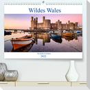 Wildes Wales (Premium, hochwertiger DIN A2 Wandkalender 2022, Kunstdruck in Hochglanz)