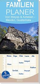 Von Mayas und Azteken - Mexiko, Guatemala und Honduras (Wandkalender 2022 , 21 cm x 45 cm, hoch)