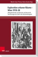 Exploration urbaner Räume - Wien 1918-38