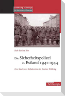 Die Sicherheitspolizei in Estland 1941-1944