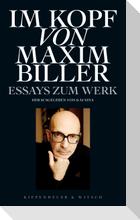 Im Kopf von Maxim Biller