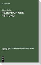 Rezeption und Rettung