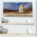 Großer Tiergarten Berlin - Von Dichtern und Komponisten (Premium, hochwertiger DIN A2 Wandkalender 2022, Kunstdruck in Hochglanz)