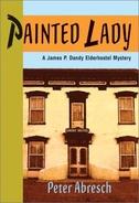 Painted Lady: A James P. Dandy Elderhostel Mystery