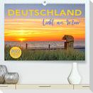 DEUTSCHLAND - Licht am Meer (Premium, hochwertiger DIN A2 Wandkalender 2022, Kunstdruck in Hochglanz)