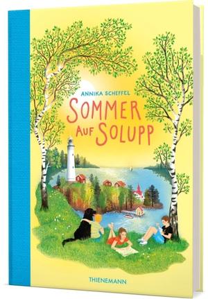 Scheffel, Annika. Sommer auf Solupp - | Ein Kinder