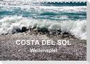 COSTA DEL SOL - Wellenspiel (Tischkalender 2021 DIN A5 quer)