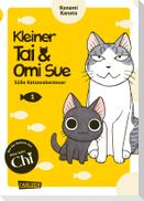 Kleiner Tai & Omi Sue - Süße Katzenabenteuer 1