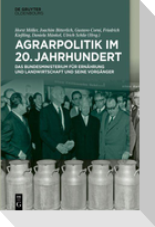 Agrarpolitik im 20. Jahrhundert