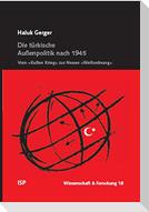 Die türkische Außenpolitik nach 1945
