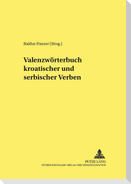 Valenzwörterbuch kroatischer und serbischer Verben