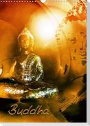Buddha (Wandkalender 2021 DIN A3 hoch)