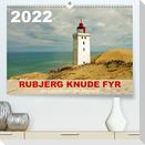 Rubjerg Knude Fyr (Premium, hochwertiger DIN A2 Wandkalender 2022, Kunstdruck in Hochglanz)