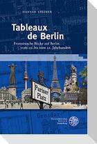 Tableaux de Berlin