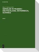 Gemälde in Museen - Deutschland, Österreich, Schweiz