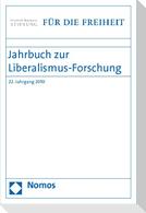 Jahrbuch zur Liberalismus-Forschung 2010