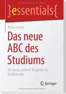Das neue ABC des Studiums