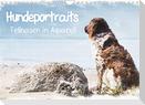 Hundeportraits - Fellnasen in Aquarell (Wandkalender 2022 DIN A4 quer)