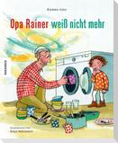 Opa Rainer weiß nicht mehr