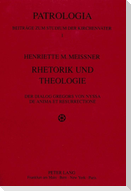 Rhetorik und Theologie